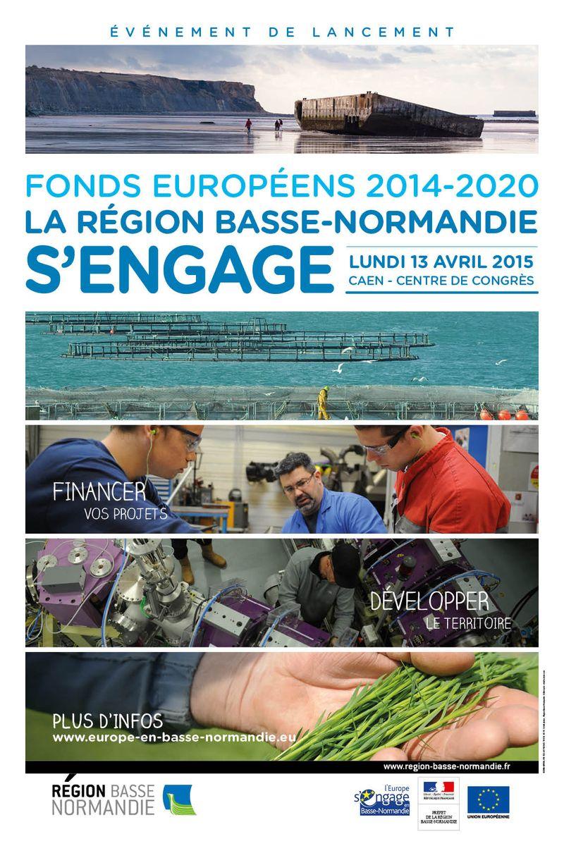 Lancement fonds européens